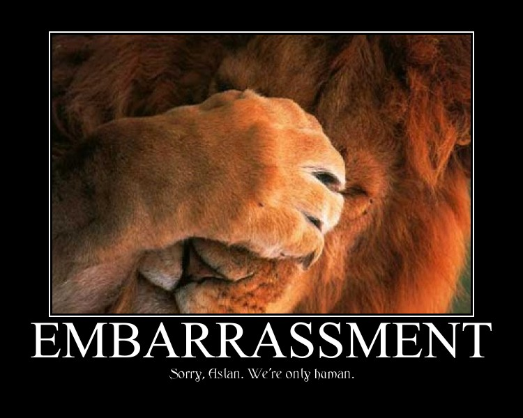 The Embarrassment - God Help Us
