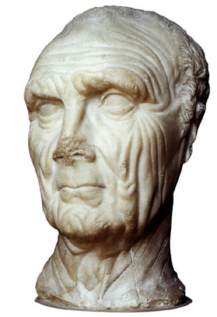 Archives for roman bust