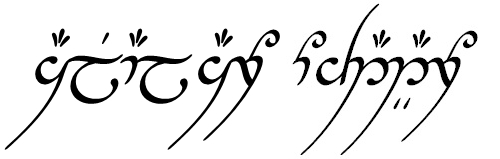 Discovering Your Elvish Name « Mere Inkling Press
