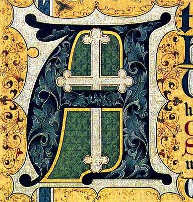 Monastic Fonts « Mere Inkling Press