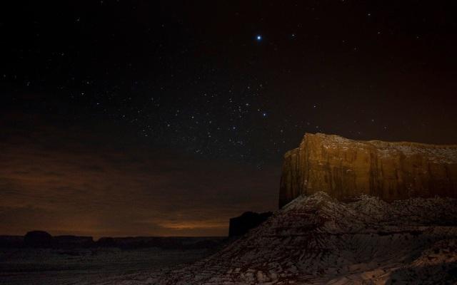 death valley stars