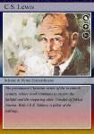 C.S. Lewis Card 1
