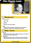 C.S. Lewis Card 3