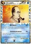 C.S. Lewis Card 4