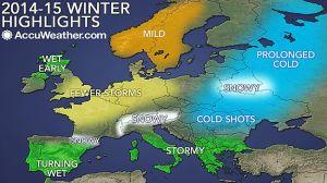euro weather