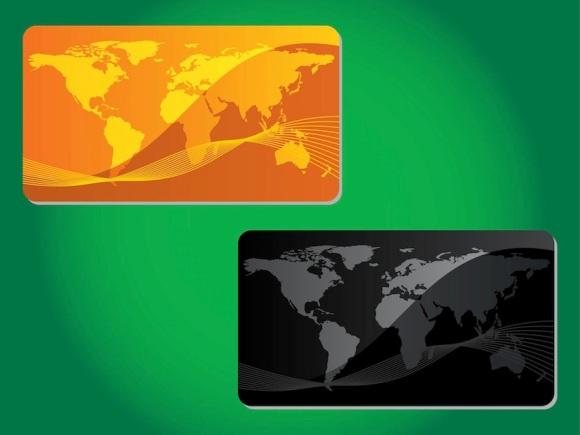 World-Map-Vectors