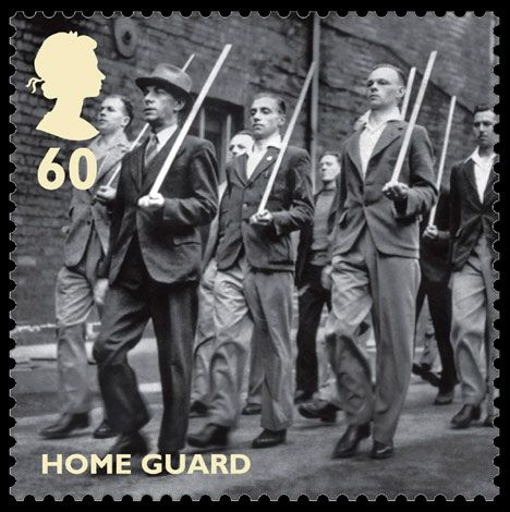 home guard stamp
